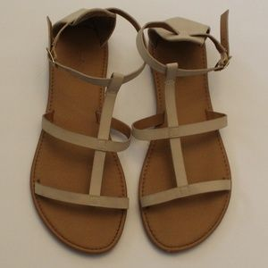 Tan Charlotte Russe Sandals